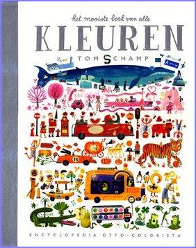Coverafbeelding van: Het mooiste boek van alle kleuren