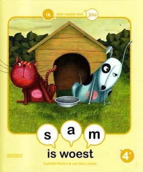 Coverafbeelding van: sam is woest