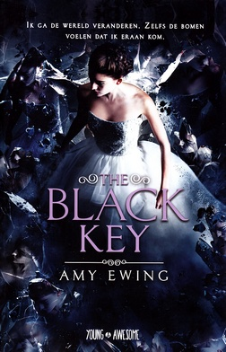 Coverafbeelding van: The Black Key – The Jewel, deel 3