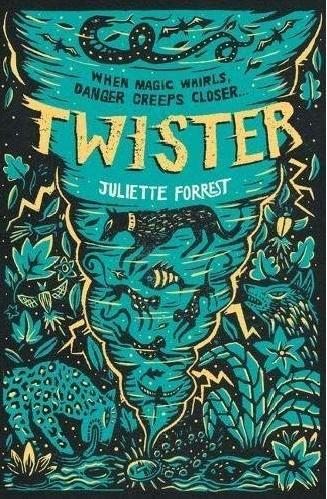 Coverafbeelding van: Twister