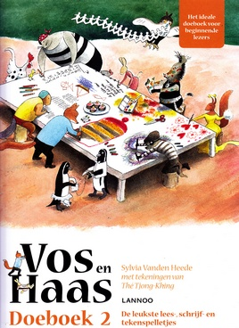 Coverafbeelding van: Vos en Haas Doeboek 2