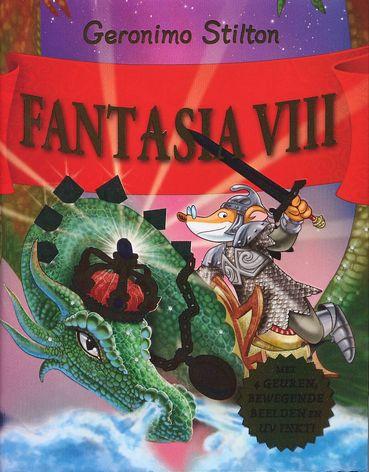 Coverafbeelding van: Fantasia VIII