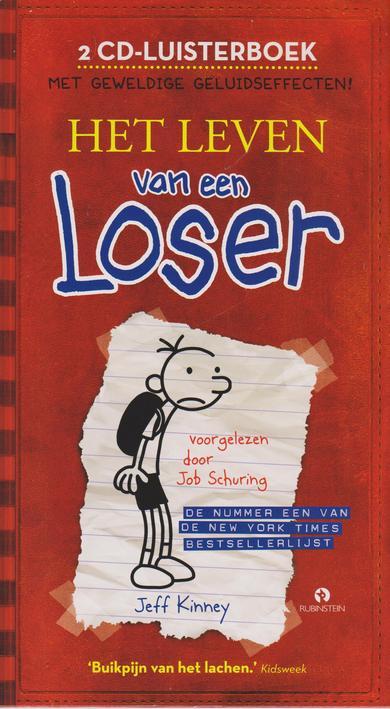 Coverafbeelding van: Het leven van een loser luisterboek