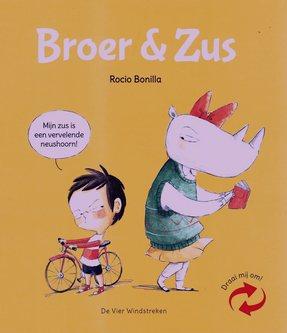 Coverafbeelding van: Broer & Zus