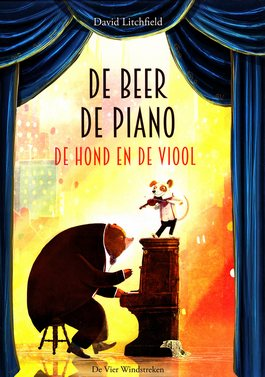 Coverafbeelding van: De beer, de piano, de hond en de viool