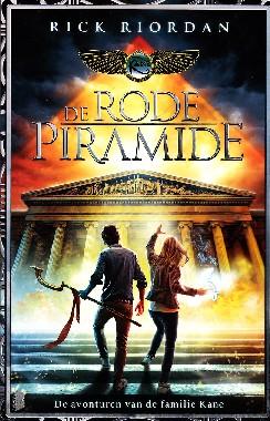 Coverafbeelding van: De rode piramide – De avonturen van de familie Kane, deel 1