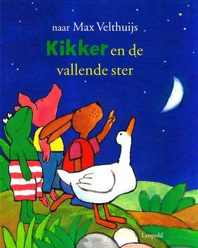 Coverafbeelding van: Kikker en de vallende ster
