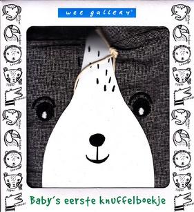 Coverafbeelding van: Baby's eerste knuffelboekje – Beer