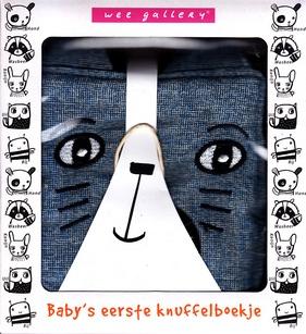 Coverafbeelding van: Baby's eerste knuffelboekje – Poes
