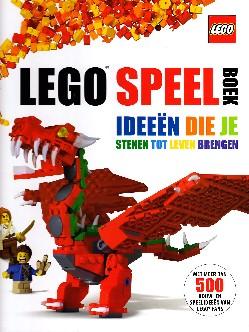Coverafbeelding van: Lego® speelboek. Ideeën die je stenen tot leven brengen