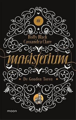 Coverafbeelding van: De Gouden Toren – Magisterium, deel 5