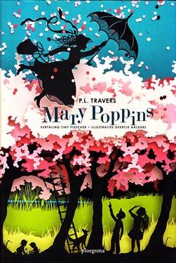 Coverafbeelding van: Mary Poppins