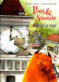 Coverafbeelding van: Poes & Snoezie: Stop de tijd!