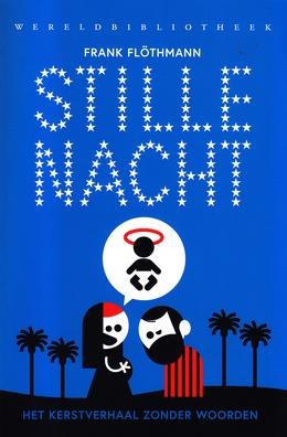 Coverafbeelding van: Stille nacht – Het kerstverhaal zonder woorden
