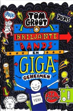 Coverafbeelding van: Briljante bands en giga geheimen – Tom Groot, deel 14
