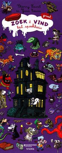 Coverafbeelding van: Zoek & vind het spookhuis