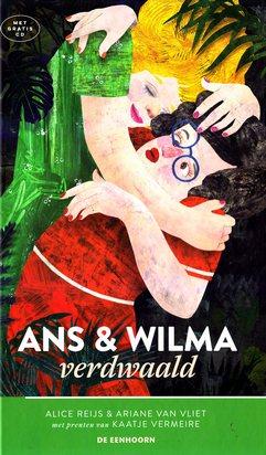 Coverafbeelding van: Ans & Wilma verdwaald