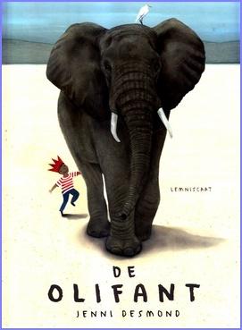 Coverafbeelding van: De olifant