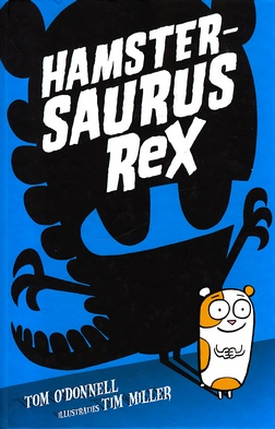 Coverafbeelding van: Hamstersaurus Rex