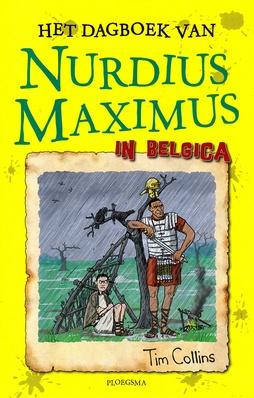 Coverafbeelding van: Het dagboek van Nurdius Maximus in Belgica