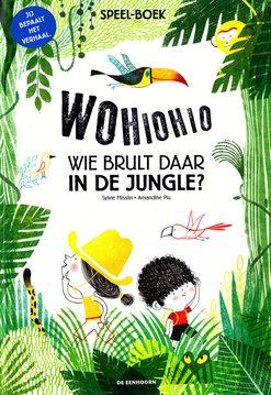Coverafbeelding van: Wie brult daar in de jungle?