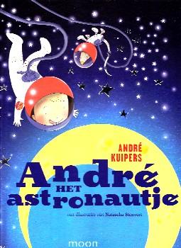 Coverafbeelding van: André het astronautje