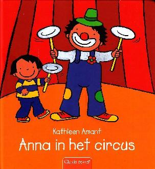 Coverafbeelding van: Anna in het circus
