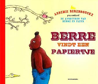 Coverafbeelding van: Berre vindt een papiertje
