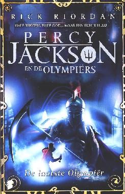Coverafbeelding van: De laatste Olympiër – Percy Jackson en de Olympiërs, deel 5