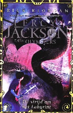 Coverafbeelding van: De strijd om het Labyrint – Percy Jackson en de Olympiërs, deel 4