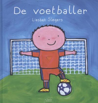 Coverafbeelding van: De voetballer