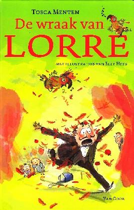Coverafbeelding van: De wraak van Lorre