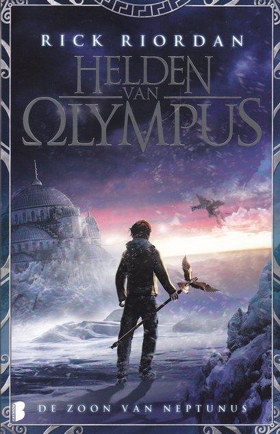 Coverafbeelding van: De zoon van Neptunus – Helden van Olympus, deel 2