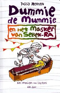 Coverafbeelding van: Dummie de mummie en het masker van Sebek-Ra