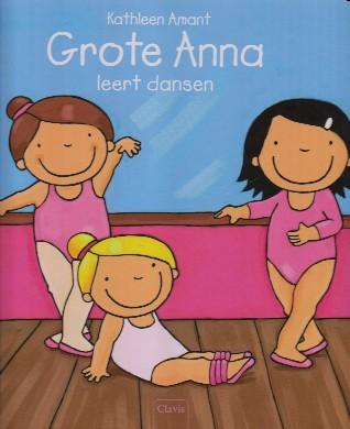 Coverafbeelding van: Grote Anna leert dansen
