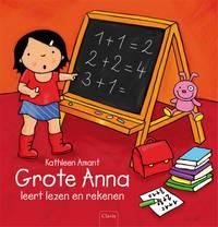 Coverafbeelding van: Grote Anna leert lezen en rekenen