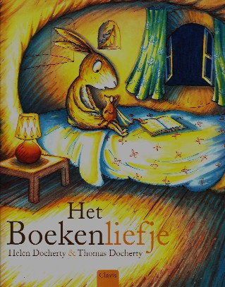 Coverafbeelding van: Het Boekenliefje
