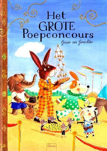 Coverafbeelding van: Het GROTE Poepconcours
