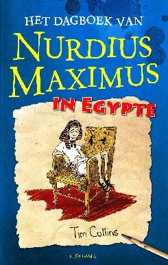Coverafbeelding van: Het dagboek van Nurdius Maximus in Egypte
