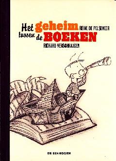 Coverafbeelding van: Het geheim tussen de boeken