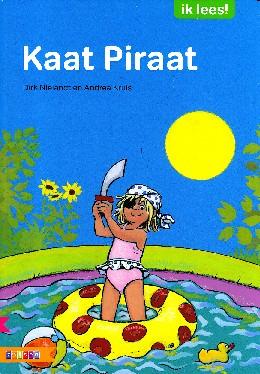 Coverafbeelding van: Kaat Piraat
