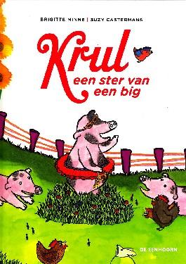 Coverafbeelding van: Krul, een ster van een big