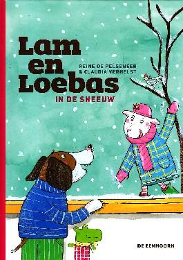 Coverafbeelding van: Lam en Loebas in de sneeuw