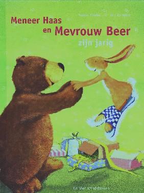 Coverafbeelding van: Meneer Haas en Mevrouw Beer zijn jarig