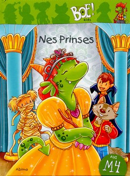 Coverafbeelding van: Nes Prinses