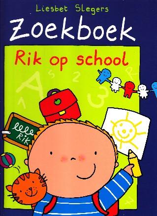 Coverafbeelding van: Rik op school