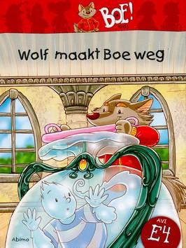 Coverafbeelding van: Wolf maakt Boe weg