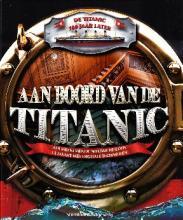 Coverafbeelding van: Aan boord van de Titanic