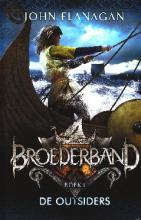 Coverafbeelding van: De outsiders – Broederband, deel 1
