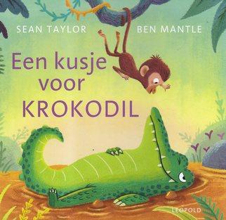 Coverafbeelding van: Een kusje voor krokodil